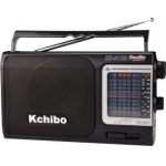 ΡΑΔΙΟΦΩΝΟ KCHIBO KK-8120 BAND RADIO